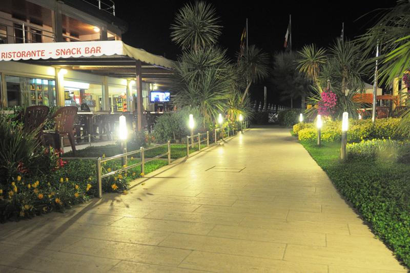 Bagno Sole - Hotel Pineta Mare, hotel e stabilimento balneare a Lido ...