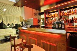 Bar dell'Hotel Pineta Mare